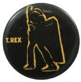 T.Rex - 'Electric Warrior' Button Badge